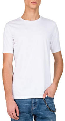 The Kooples Necklace Cotton T-Shirt