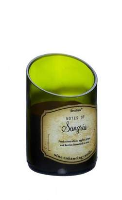 Sangria Smart Living Company WINE BOTTLE SCENTED CANDLE