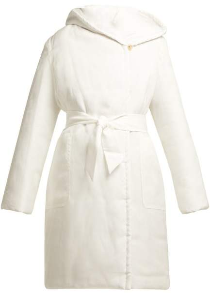 Parola Coat - Womens - White
