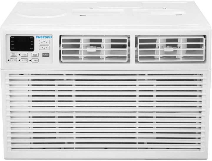 Emerson Quiet Kool Emerson 10,000 BTU 115V Window Air Conditioner with Remote Control