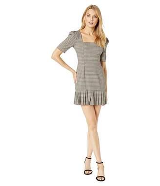 BCBGeneration Short Sleeve Woven Dress THX6226365
