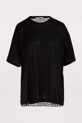 Marco De Vincenzo Short-sleeved jersey T-shirt