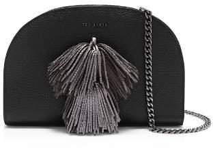 Ted Baker Maaryy Medium Leather Shoulder Bag