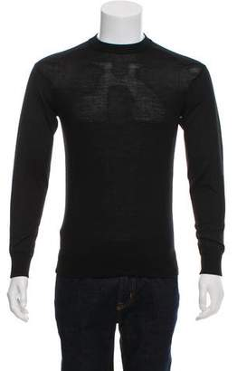 Givenchy Wool Crew Neck Sweater