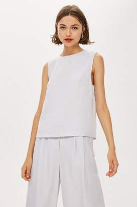 Topshop Open Back Tank Top by Boutique