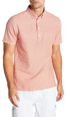 Onia Josh Striped Polo Shirt