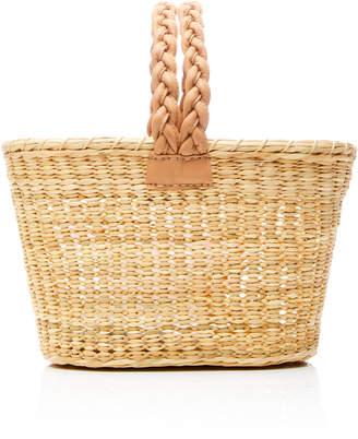 Nannacay Malie Woven Raffia Bag