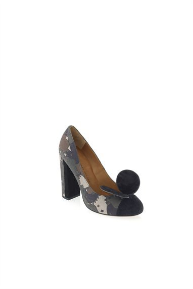 Marc by Marc Jacobs All Ears Camo Pump 100MM
