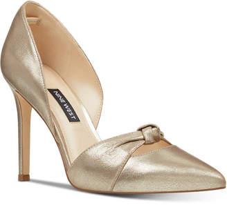Nine West Trisha D'Orsay Pumps Women Shoes