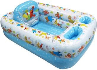 Sesame Street Kohl's Inflatable Bath Tub