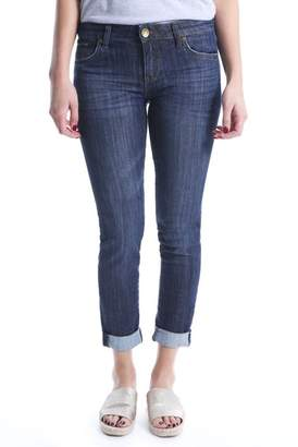 KUT from the Kloth Catherine Boyfriend Jeans (Regular & Petite) (Enticement)