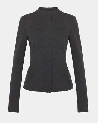 Theory Knit Twill Sculpted Jacket