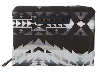 Pendleton Canopy Canvas Accordion Wallet