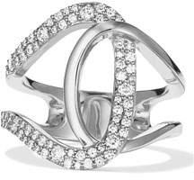 Lana Mega Flawless Illuminating 14k White Gold Diamond Ring, Size 7