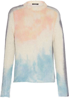 Balmain Tie-Dye Sweater