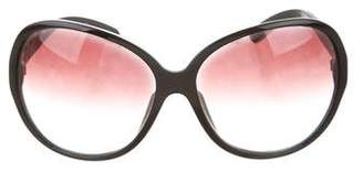 d7d80397419 Pre-Owned at TheRealReal · Prada Oversize Gradient Sunglasses