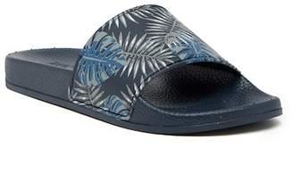 Kenneth Cole Reaction Palm Frond Slide Sandal