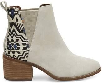 Birch Suede Metallic Jacquard Women's Esme Boots