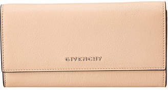 Givenchy Leather Continental Wallet
