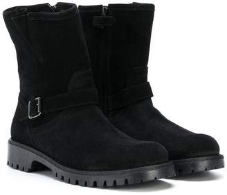 Gallucci Kids TEEN biker boots