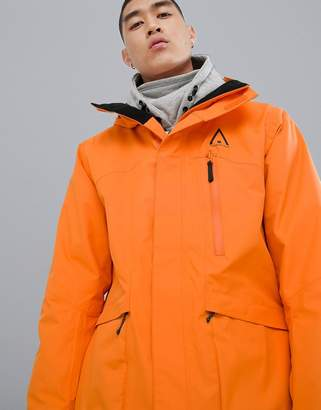Wear Colour Wear Color Ace Jacket in Orange