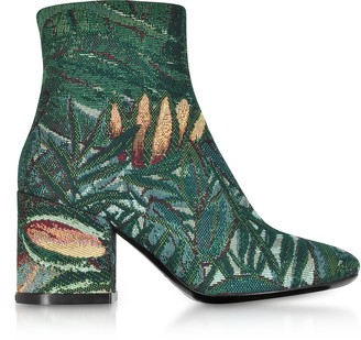 Kenzo Tapestry Jacquard Daria Boots