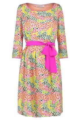 Libelula Beatrix Dress Droplets Print