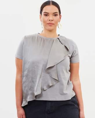 131e39d76e938 Plus Size Satin Tops - ShopStyle Australia
