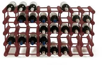 Vintage Modular 40 Bottle Pine Wine Rack (Mahogany) Vintage