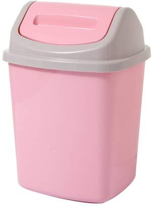 KOSJUIASC Roll the li of the ustbin/restroom ,beroom,living room,flip trash cans/ circular file