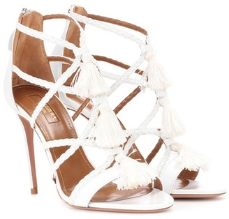 Alegria leather sandals