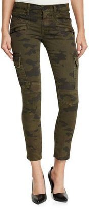 Hudson Colby Rustic Camo Cargo Pants, Multi $235 thestylecure.com