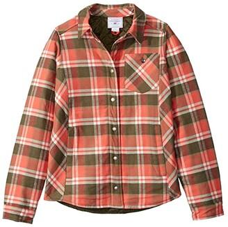 Obermeyer Avery Flannel Jacket (Little Kids/Big Kids)