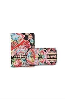 Camilla Luggage Tag + Passport Holder Set
