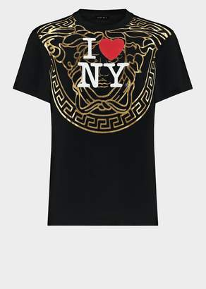 Versace Women's I Love NY T-Shirt