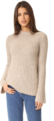Theory Bestella Sweater $425 thestylecure.com
