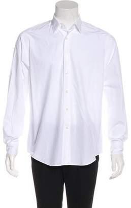 Glanshirt Woven Button-Up Shirt