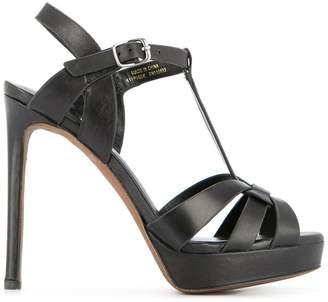 Lola Cruz platform stiletto heels