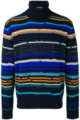 Missoni striped knit sweater