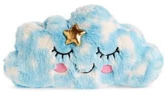 Iscream Sleepy Cloud Light-Up Pillow