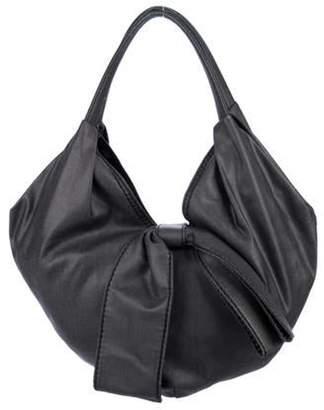 Valentino Denim 360 Bow Bag blue Denim 360 Bow Bag