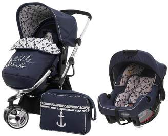 O Baby Obaby Obaby Chase Switch Travel System -Little Sailor