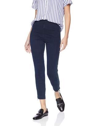6fdb31e6382ec Lysse Women's Full Side Zip Denim Legging