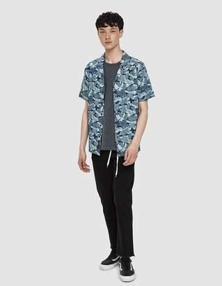 NATIVE YOUTH Oceanic S/Sleeve Shirt