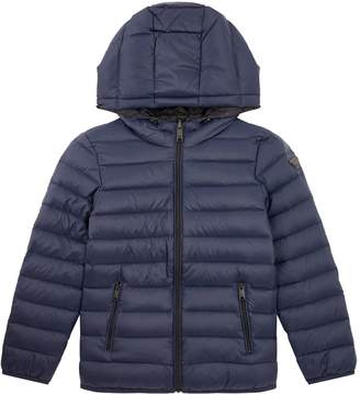 Giorgio Armani Hooded Down Coat
