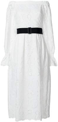 DAY Birger et Mikkelsen Perseverance London embroidered cut-out dress