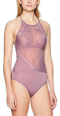Lily of France Women's High Neck Bodysuit 2157060