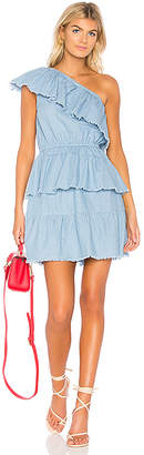 MinkPink Ruff Stuff Dress