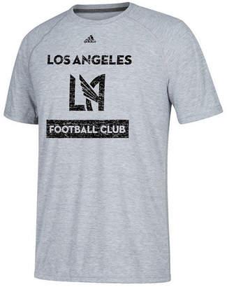 adidas Men's Los Angeles Football Club Thru Pass T-Shirt