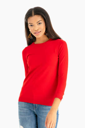 525 America Carolina Crewneck Sweater